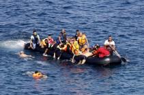 Թուրքիայի ափերի մոտ ներգաղթյալ տեղափոխող լաստանավ է խորտակվել. կան զոհեր