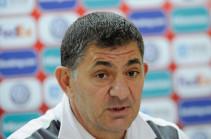 Սխալվեցինք, շատ աշխատանք ունենք կատարելու. Հայաստանի հավաքականի մարզիչ