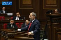С правительством Армении обсуждаются 89 инвестиционных программ общей стоимостью 3.1 млрд. долларов – Никол Пашинян