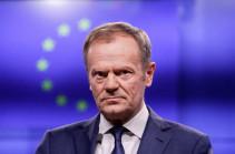 Туск выступил за максимальную отсрочку Brexit