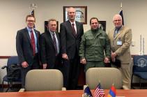 Դավիթ Տոնոյանը հանդիպումներ է ունեցել ԱՄՆ Կանզաս նահանգի ղեկավարության հետ
