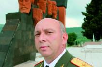 Artsakh deputy defense minister announces resignation