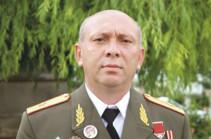 Major-general Samvel Karapetyan released from post of deputy defense minister of Artsakh