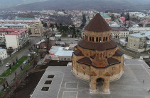 Vardanyan family donates 400 million AMD for construction of Cathedral in Artsakh's capital (video)