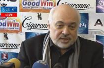 No political motive behind my resignation, just disinformation: Konstantin Orbelyan on his dismissal