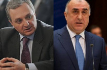 Mnatsakanyan-Mammadyarov meeting to take place in Moscow