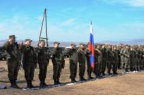 В Армении началась подготовка военнослужащих ЮВО к плановой замене