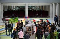 Գաֆէսճեան արվեստի կենտրոնը և Beeline-ը Դիլիջանի արվեստի փառատոնի շրջանակներում ներկայացրեցին «Արվեստանոց» ցուցադրությունը