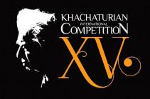 Խաչատրյանի 15-րդ միջազգային մրցույթին կմասնակցի 12 երկրի 30 դաշնակահար