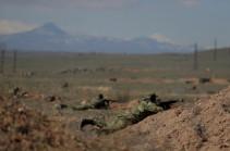 В Армении завершились совместные двусторонние российско-армянские батальонные тактические учения боевыми стрельбами