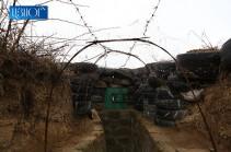 ВС Азербайджана за неделю нарушили режим прекращения огня около 230 раз