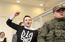 Ազատ արձակվելուց հետո Սավչենկոն կվերադառնա Ռադա