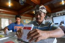 Ինդոնեզիայում ավարտվել են պատմության ամենամասշտաբային ընտրությունները