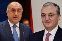 USA offers Armenian, Azerbaijani FMs to conduct next meeting in Washington: Mammadyarov