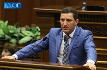 Spending so much money on Day of Citizen while having many issues not purposeful: Gevorg Petrosyan