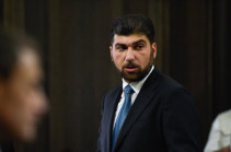 Charges brought against head of State Control Service Davit Sanasaryan