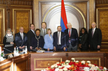 Armenian PM receives U.S. Congress delegation