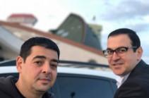 Ի՞նչ նպատակով է Երևան եկել Գարիկ Մարտիրոսյանը. մանրամասնում է Գրիգոր Գասպարյանը. լուսանկարներ