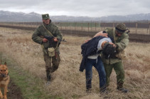 Turkish citizen hiding from justice in Turkey illegally passes Armenia's state border