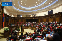 Parliament adopts controversial bill on State Fee at first reading