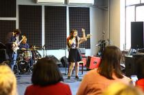 Երևանում Ֆրանկոֆոնիայի օրերին նվիրված ջազ համերգ Կոմիտասի անվան պետական կոնսերվատորիայում