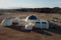 Марсианская база в китайской пустыне
