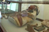 В Египте открыли для посещения 3500-летнюю гробницу