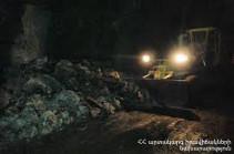 Հրազդան-Հանքավան ավտոճանապարհին տեղի է ունեցել քարաթափում