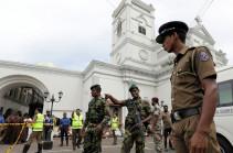 Շրի Լանկայում պայթյուններից հետո ձերբակալվածների թիվը հասնում է 24-ի