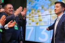 Յանուկովիչը շնորհավորել է Զելենսկուն նախագահի ընտրություններում հաղթելու առթիվ
