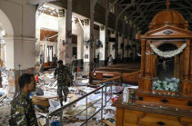No Armenians among victims of Sri Lanka deadly terrorist acts
