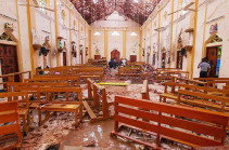 Sri Lanka attacks: 'International network' linked to bombings
