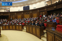 Armenia's NA ends regular session, adopts number of bills