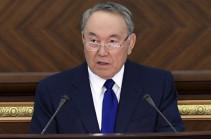 Назарбаев призвал поддержать кандидатуру Токаева на выборах президента