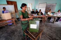 В Индии начался третий этап всеобщих парламентских выборов