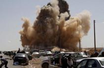 В столице Ливии прогремели четыре взрыва, сообщили очевидцы