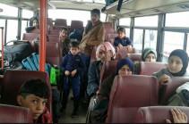В Сирию за сутки вернулись около 900 беженцев