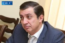Мигран Погосян арестован российским судом на 40 дней