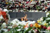 Այսօր լրանում է Հայոց ցեղասպանության 104-րդ տարելիցը