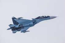 Russia to supply first Su-30SM fighters to Armenia in early 2020: Armenia's DM