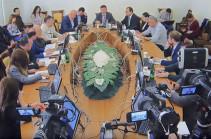 Prosperous Armenia faction MPs boycott Economic Affairs Committee's session