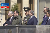 Border guard not only work but a mission: Pashinyan congratulates NSS Border Guard Troops on their holiday