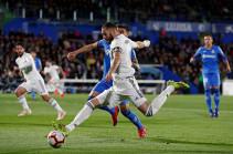 «Ռեալը» չկարողացավ հաղթել «Խետաֆեին»՝ 7 տարվա մեջ առաջին անգամ