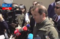 Конкретных предложений о приобретении американского вооружения Армения не получала – министр обороны