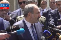Разве быть ди-джеем стыдно – Никол Пашинян о руководителе аппарата премьер-министра