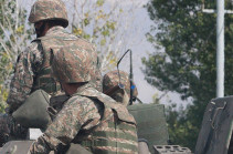 Contract serviceman wounded by adversary in Armenia's Tavush
