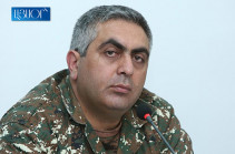 Wounded contract serviceman to be operated on: Artsrun Hovhannisyan