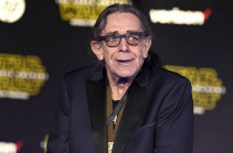 Peter Mayhew: Harrison Ford leads tributes to Star Wars' Chewbacca star