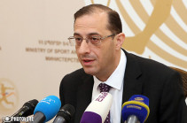 Sport revolution to be registered in Armenia: minister