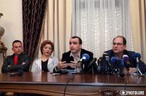 Левон Джавадян: Мы направили письмо, чтобы выяснить, что произошло с вопросом Орбеляна?